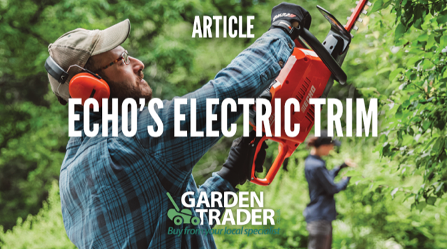 ECHO'S ELECTRIC TRIM