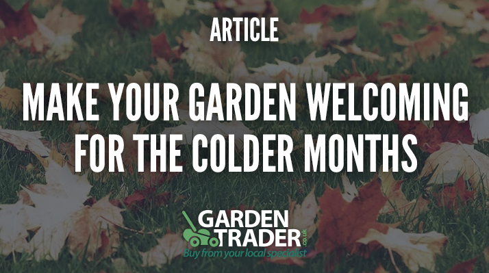 Garden tips for the colder months