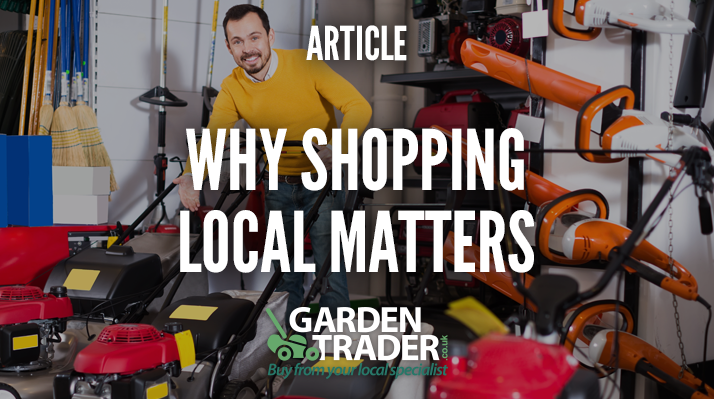 Why shopping local matters