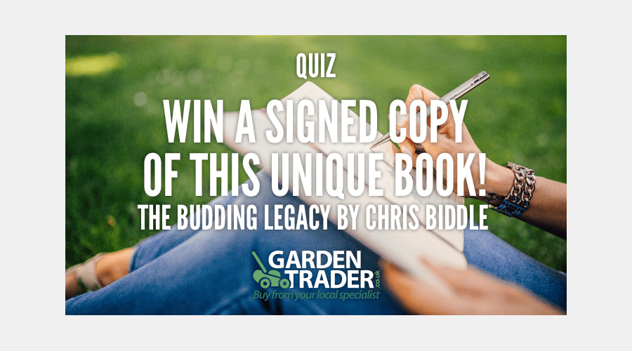 WIN a signed copy of this unique book!