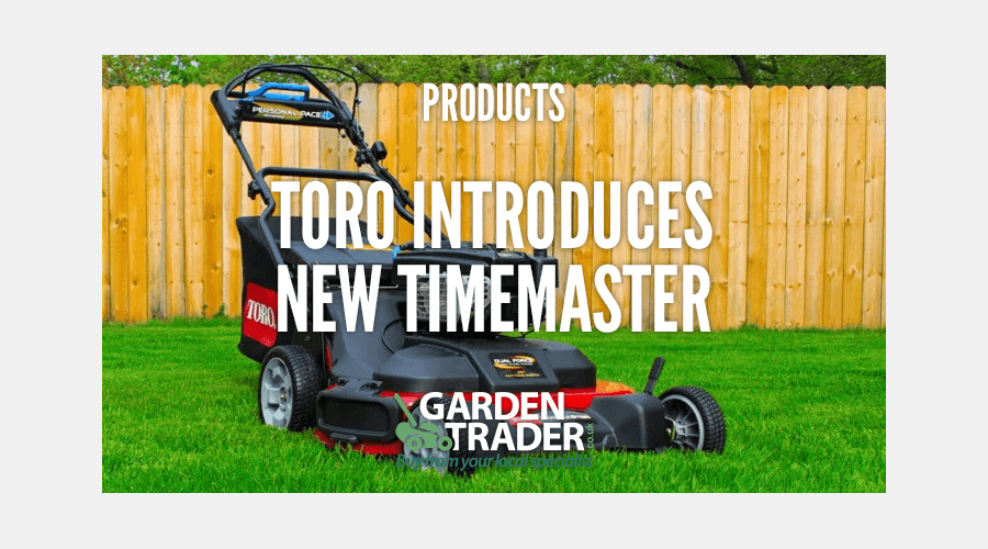 Toro Introduces New TimeMaster®