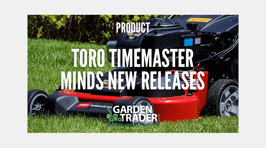 TORO TIMEMASTER MINDS NEW RELEASES