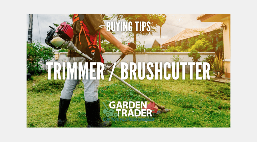 Buying a Trimmer or a Brushcutter